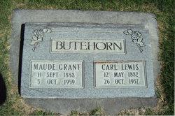 Carl Lewis Butehorn