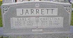 Earl Clarence Jarrett