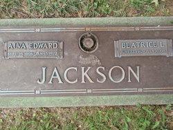 Alva Edward Jackson