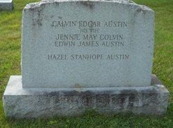 Jennie May <i>Colvin</i> Austin
