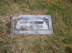 John Berriman