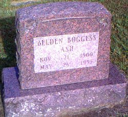 Belden Boggess Ash