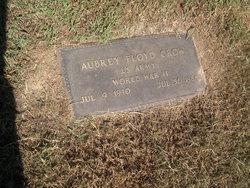 Aubrey Floyd Crow