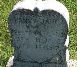 Nancy Jane <i>Santin</i> Stidham