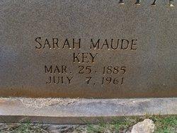 Sarah Maude <i>Key</i> Harris