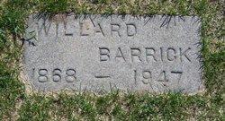 Willard Barrick