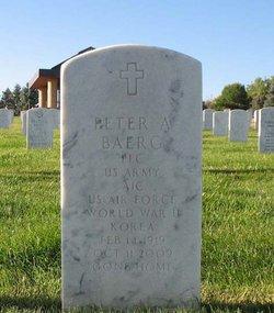 Peter A Baerg