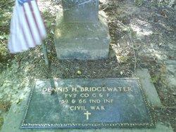 Pvt Dennis H. Bridgewater