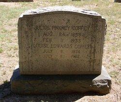 Louise Ann <i>Edwards</i> Coffey