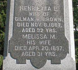 Henrietta <i>Little</i> Brown