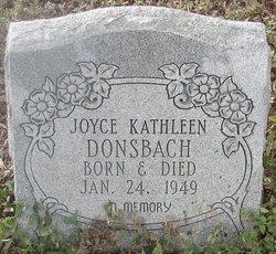 Joyce Kathleen Donsbach