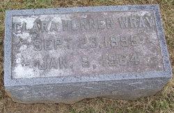 Clara <i>Horner</i> Wray