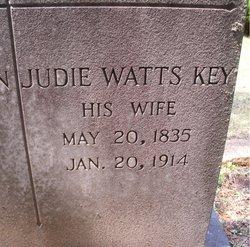Judie Watts <i>Key</i> Allen