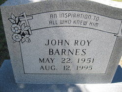 John Roy Barnes