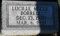 Lucille <i>McCue</i> Borrell