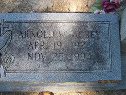 Arnold W Acrey