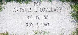 Arthur T. Lovelady