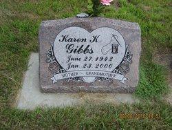 Karen Kay <i>Kelly</i> Gibbs