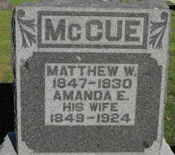Matthew W. McCue