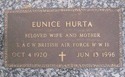 Eunice <i>Plummer</i> Hurta