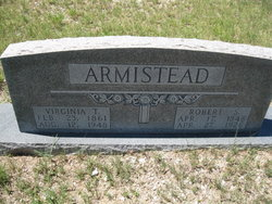 Virginia T Armistead