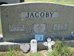 Wilma Jane <i>Burleson</i> Jacoby