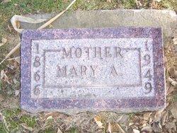 Mary Anne <i>Fitzsimons</i> Becker