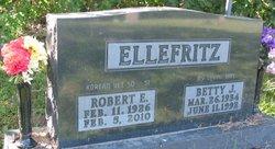 Betty Joan <i>Learned</i> Ellefritz
