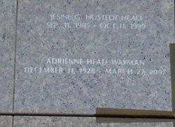 Adrienne <i>Head</i> Wayman