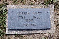Griffith Whitt
