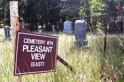 Pleasant View Cemetery (East)
