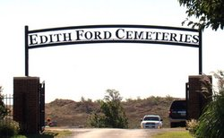Edith Ford Memorial Cemeteries
