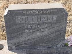 Charlotte E. <i>Jones</i> Bouchard