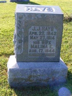 Malina E Hays