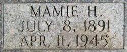 Mamie Hayden <i>Long</i> Baird