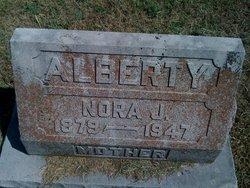 Nora J <i>Cockrell</i> Alberty