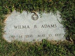 Wilma <i>Busch</i> Adams