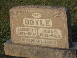 Cora Bell <i>Miller</i> Doyle