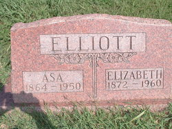 Elizabeth <i>Clark</i> Elliott