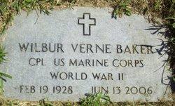Wilber Verne Baker