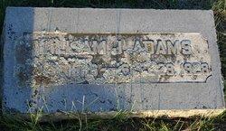 William James Will Adams