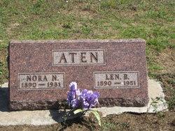 Nora <i>Nall</i> Aten