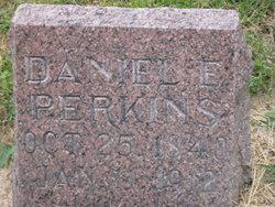 Daniel Ezra Perkins