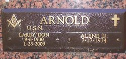 Larry Don Arnold