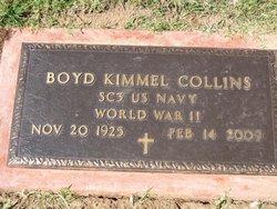 Boyd Kimmel Collins