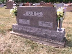 Miriam A <i>Jerome</i> Agler