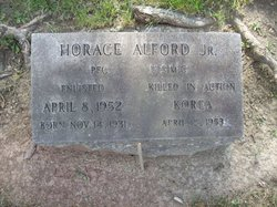 Horace A Alford, Jr