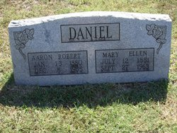 Mary Ellen <i>Weaver</i> Daniel