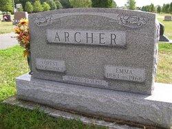 Emma <i>McGee</i> Archer