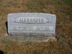 Bonnie Lee <i>Chenoweth</i> Alexander